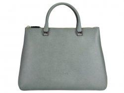Dámská kožená kabelka Pierre Cardin Apolen - šedá