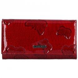 Dámská kožená peněženka Lorenti Maria - červená