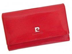 Dámská kožená peněženka Pierre Cardin Blanchet - červená
