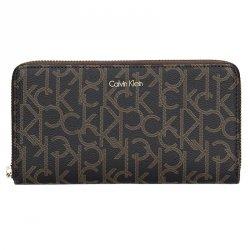 Dámská peněženka Calvin Klein Anabel - černá