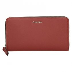 Dámská peněženka Calvin Klein Mirabel - červená