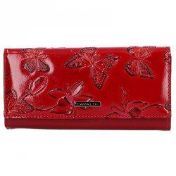 Dámská peněženka Cavaldi Laura - červená