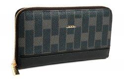 Dámská peněženka Doca 64476 - černá