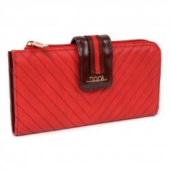 Dámská peněženka Doca 64796 - červená
