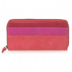 Dámská peněženka Tamaris Khema Big Zip - červená