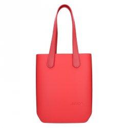 Dámská trendy kabelka Ju'sto J-High - červená