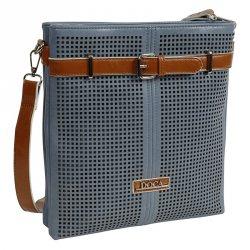 Pánská taška přes rameno Facebag Martin - tmavě hnědá