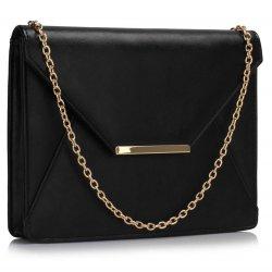 Elegantní dámská kožená kabelka Katana Nicol - světle hnědá