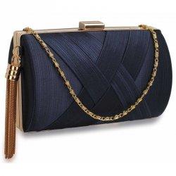Dámská kožená batůžko kabelka Katana Cindy - hnědá