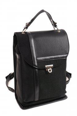 Dámský batoh Doca 14076 - černá
