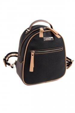 Dámský batoh Doca 14103 - černá