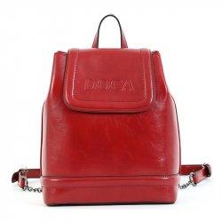 Dámský batoh Doca 15436 - červená