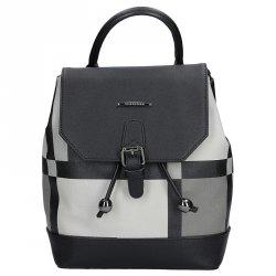 Dámský batoh Hexagona 485166 - šedá