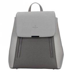 Dámský batoh Hexagona 645144 - šedá