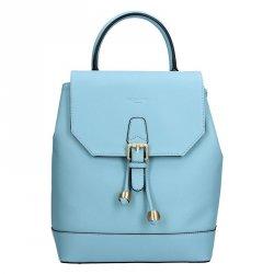 Dámský batoh Hexagona 645275 - světle modrá
