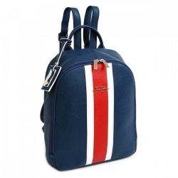 Dámský batůžek Doca 11983 - modrá