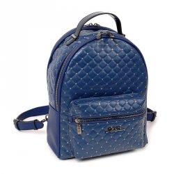Dámský batůžek Doca 12777 - modrá