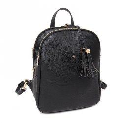 Dámský batůžek Doca 12930 - černá