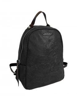 Dámský batůžek Doca 13262 - černá