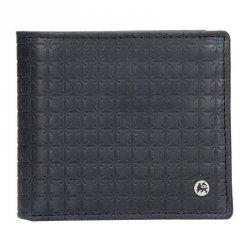 Kožená pánská peněženka Lerros Jerom - černá