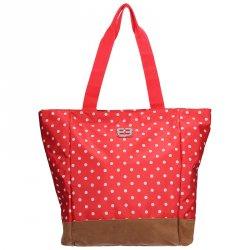 Letní taška Enrico Benetti 47074 - červená