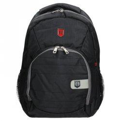 Moderní batoh Enrico Benetti 47071 - černá
