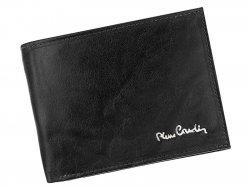 Pánská kožená peněženka Pierre Cardin Henri - černá