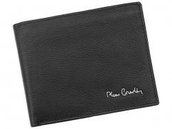 Pánská kožená peněženka Pierre Cardin Renno - černá