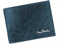 Pánská kožená peněženka Pierre Cardin Robert - modrá