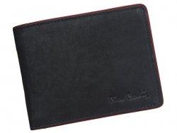 Pánská kožená peněženka Pierre Cardin Tumblle - černá