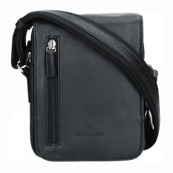 Pánská taška přes rameno Diviley Patrick - černá