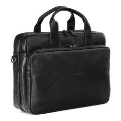 Dámská taška na notebook Calvin Klein Aurora - černá