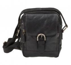Dámská trendy kabelka Ju'sto J-High Nil - černá