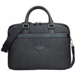 Panská pracovní taška Lee Cooper Albert - černá