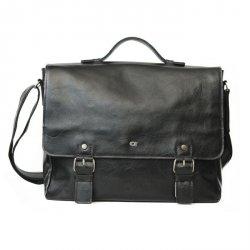 Pánská taška Daag JAZZY PARTY 52 - černá