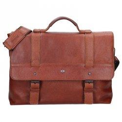 Dámská kabelka Doca 135kj41 - červená