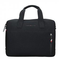 Pánská taška na notebook Tommy Hilfiger Vonder - černá