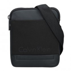 Pánská taška přes rameno Calvin Klein Greg - černá