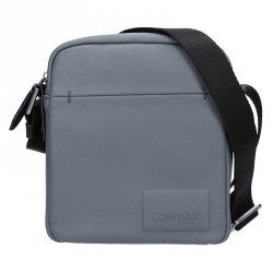 Pánská taška přes rameno Calvin Klein Matteo - šedá