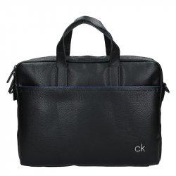 Pánská taška přes rameno Calvin Klein Mono - černá