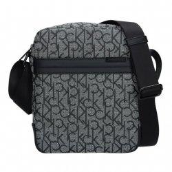 Pánská taška přes rameno Calvin Klein Port - šedá