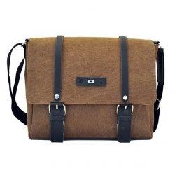 Pánská taška přes rameno Daag CLOU 1 - světle hnědá