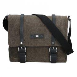 Pánská taška přes rameno Daag CLOU 2 - hnědá