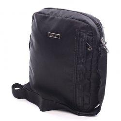 Pánská kožená taška přes rameno Hexagona 664749 - hnědá