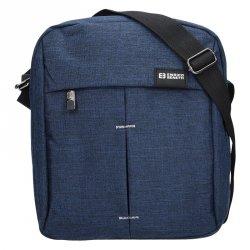 Pánská taška přes rameno Enrico Benetti Filip - modrá
