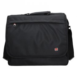 Pánská taška přes rameno Enrico Benetti Martin - černá