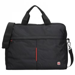 Pánská taška přes rameno Enrico Benetti Rider - černá