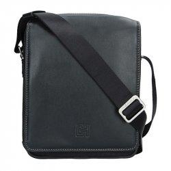 Pánská taška přes rameno Gérard Henon Lens - černá