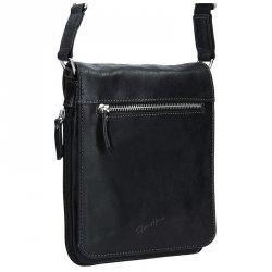 Pánská taška přes rameno Gérard Henon Oliver - černá