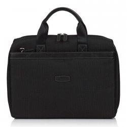 Pánská taška přes rameno Hexagona 292529 - černá